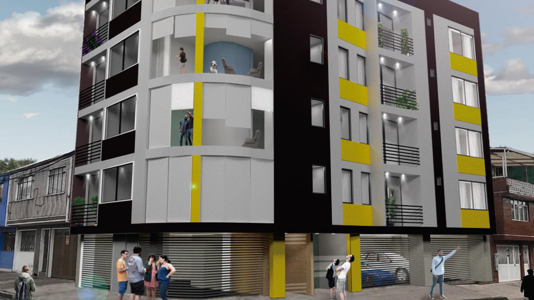 San Fernando apartamentos